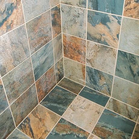 New Concept Optical: 3 Bathrooms