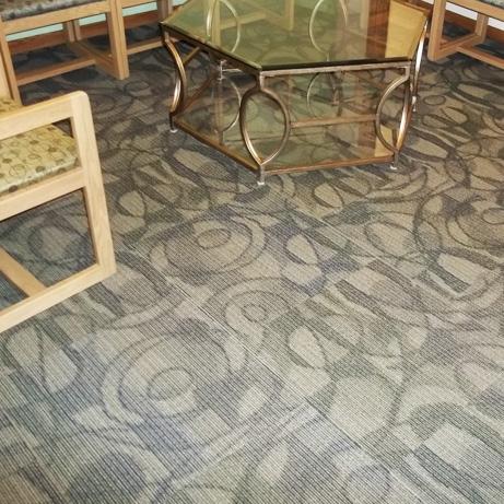 New Concept Optical: Patcraft carpet tile