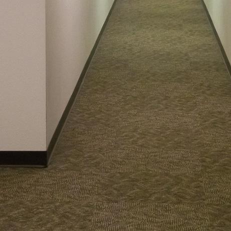 Hansen Building: Carpet tile